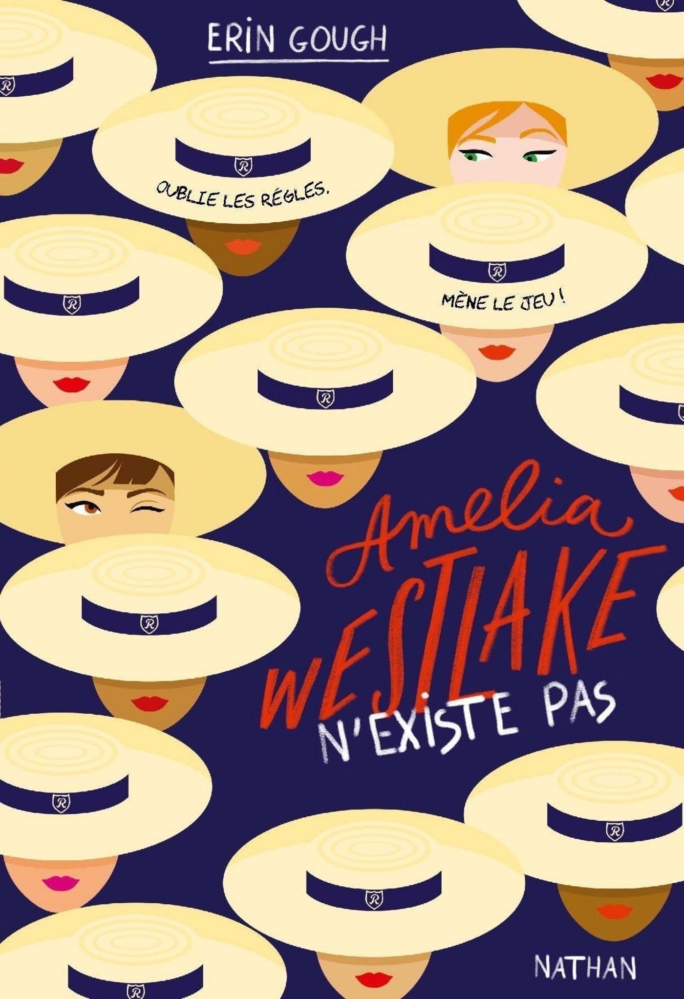 Amelia Westlake n'existe pas - roman dès 13 ans