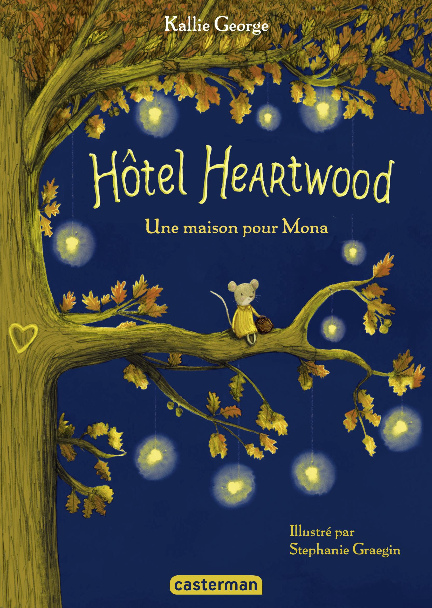 Hôtel Heartwood (Tome 1) - ...