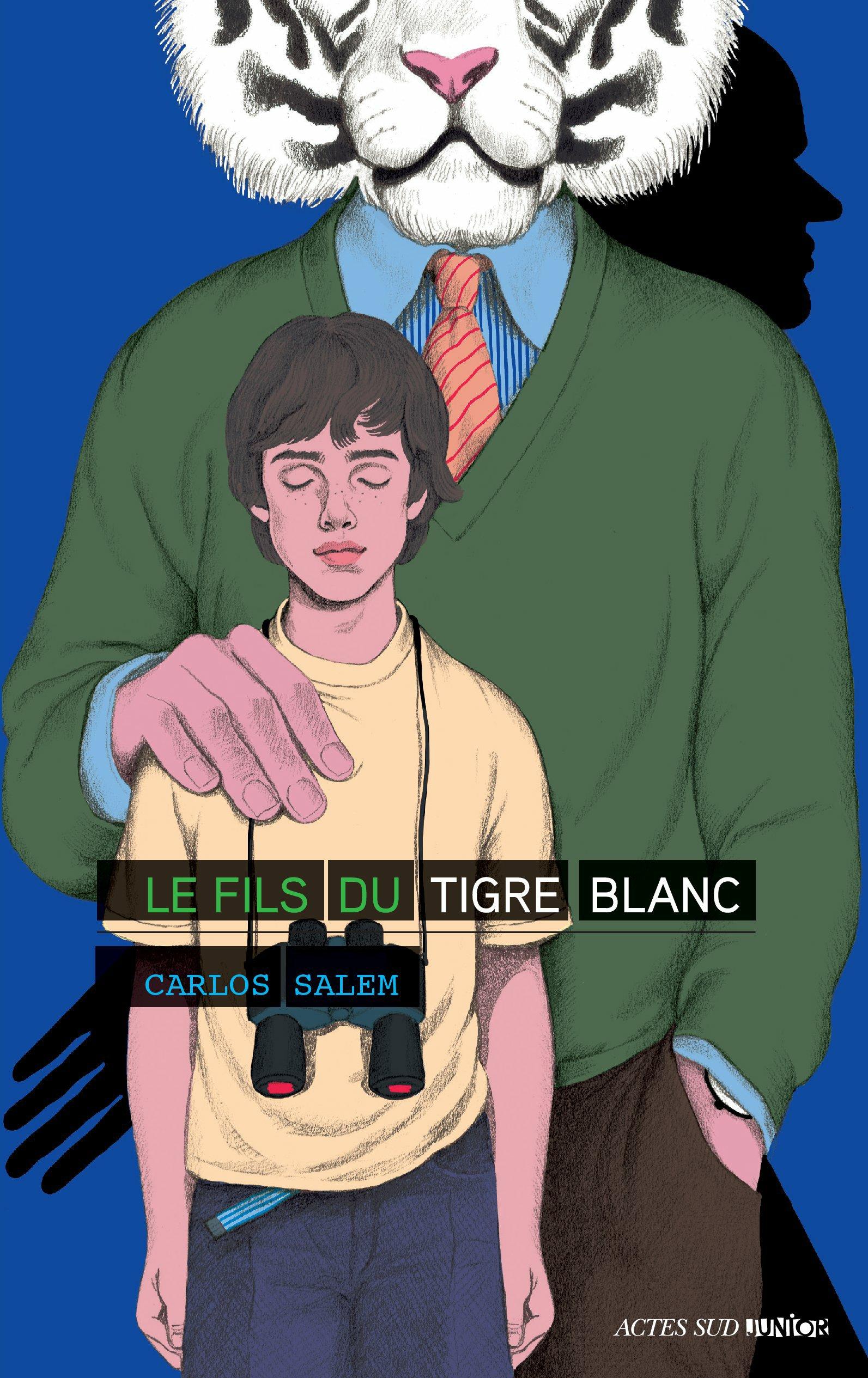 Le fils du Tigre Blanc