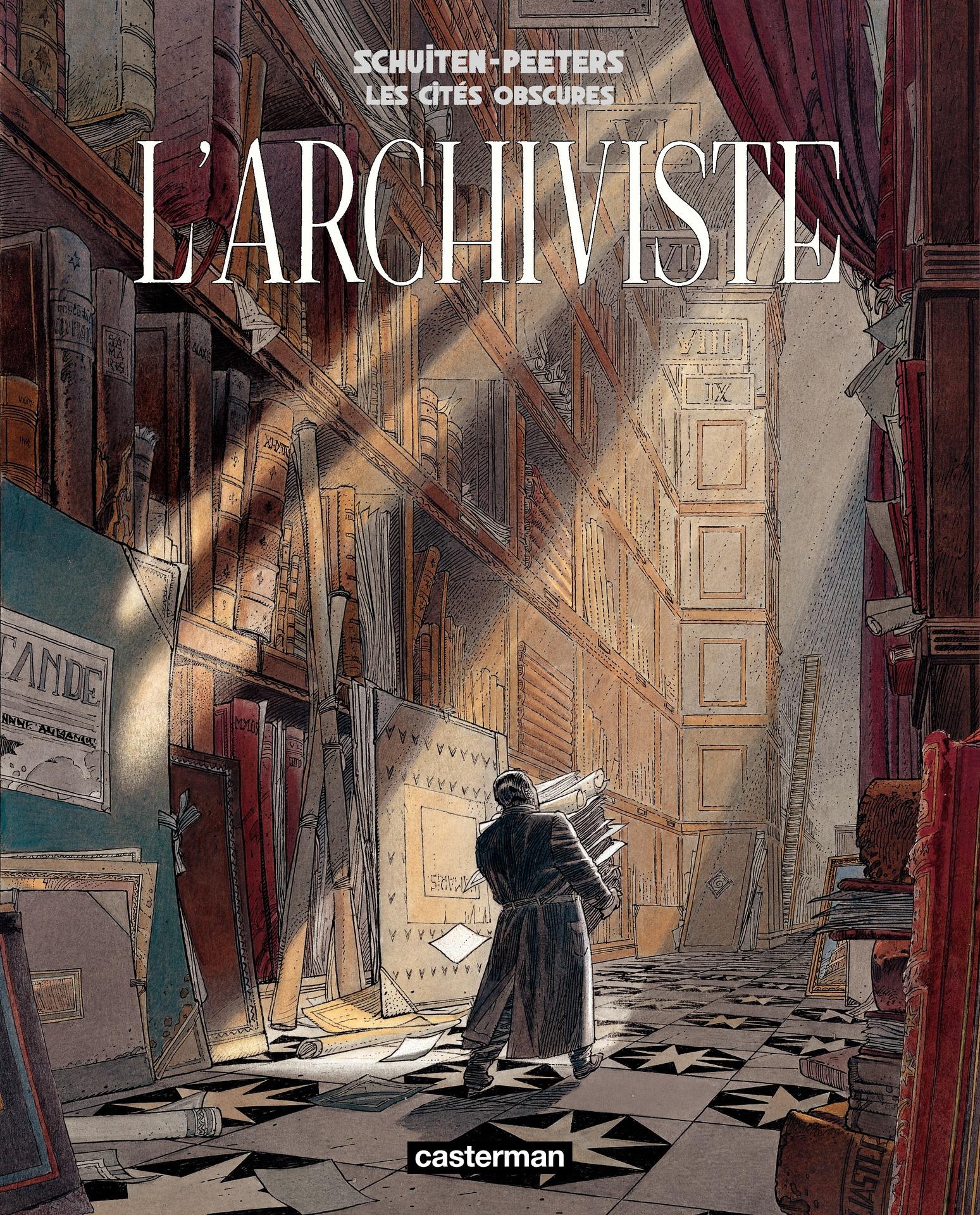 Les Cités obscures - L'archiviste