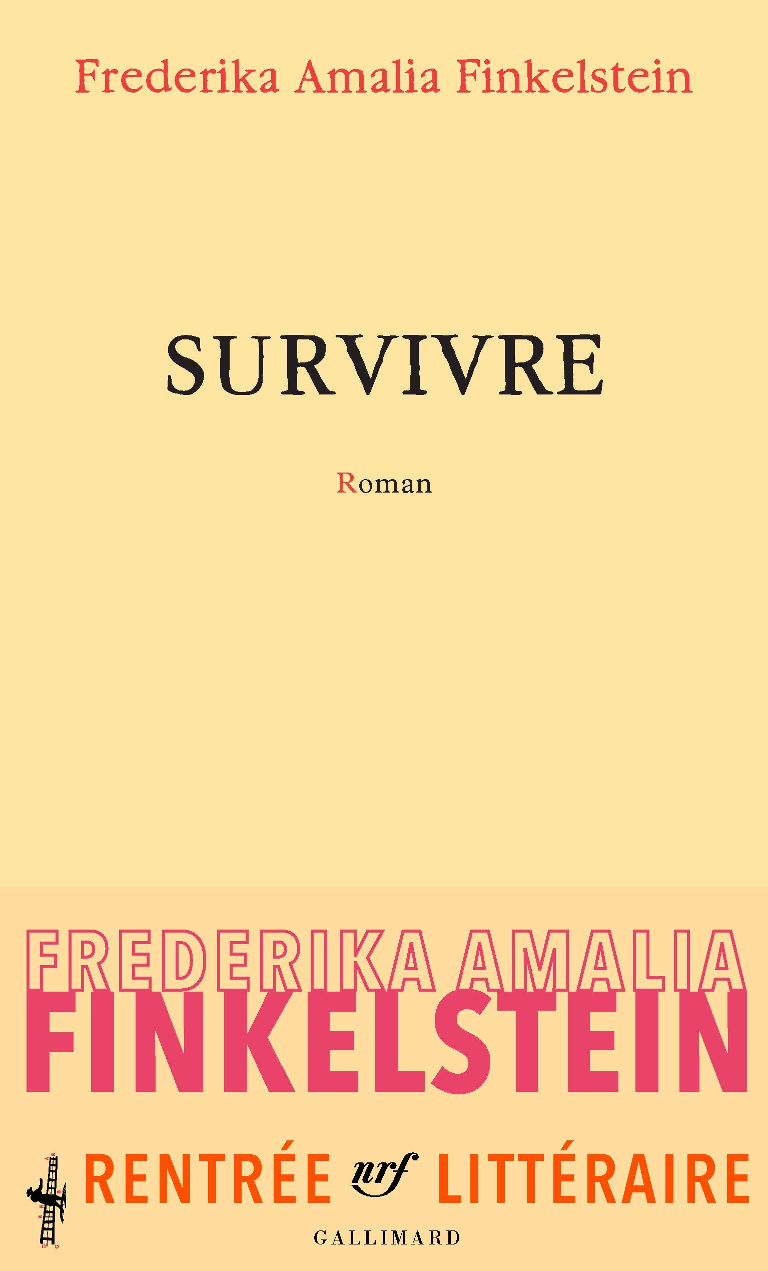Survivre | Finkelstein, Frederika Amalia