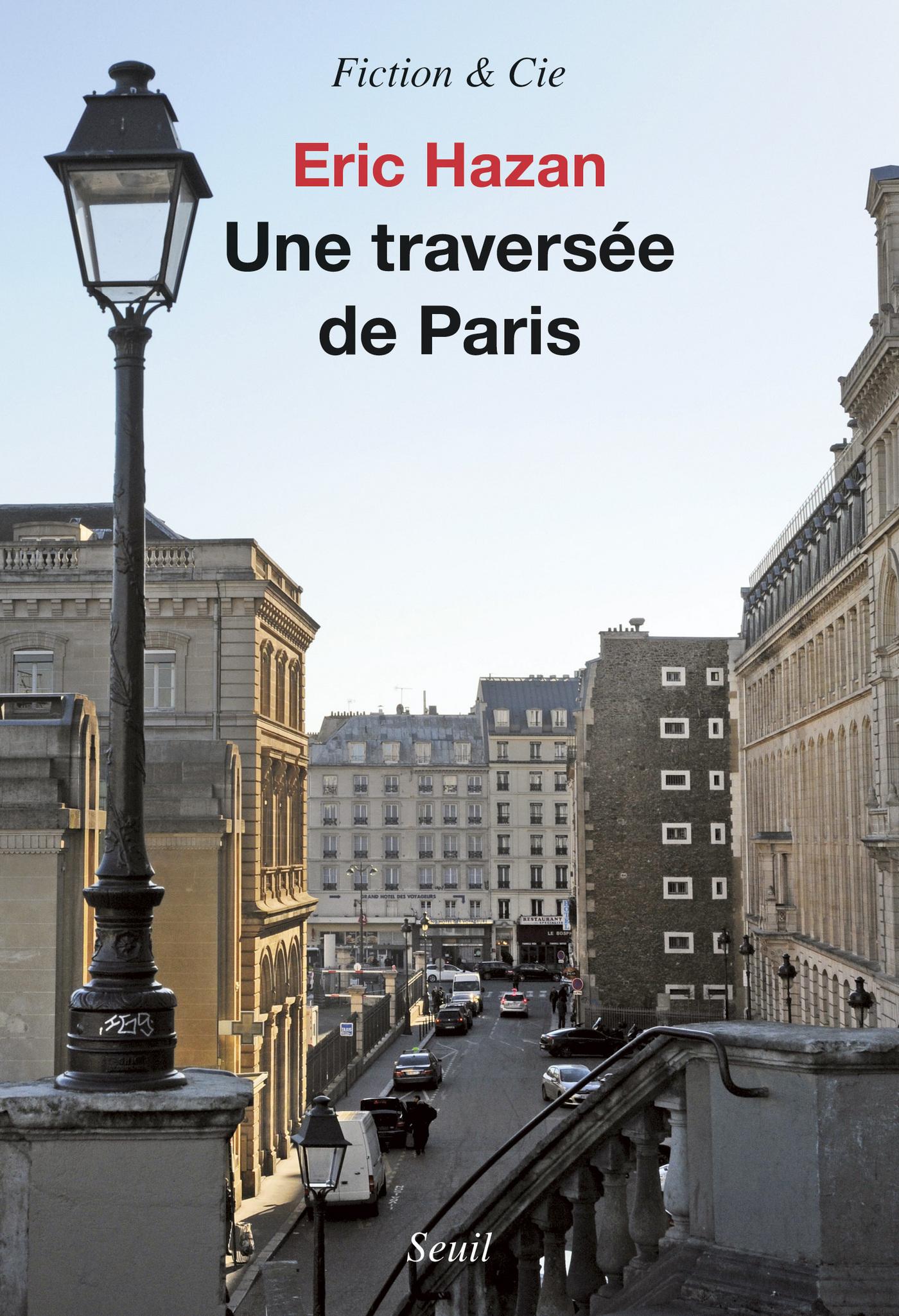 Une traversée de Paris   Hazan, Eric