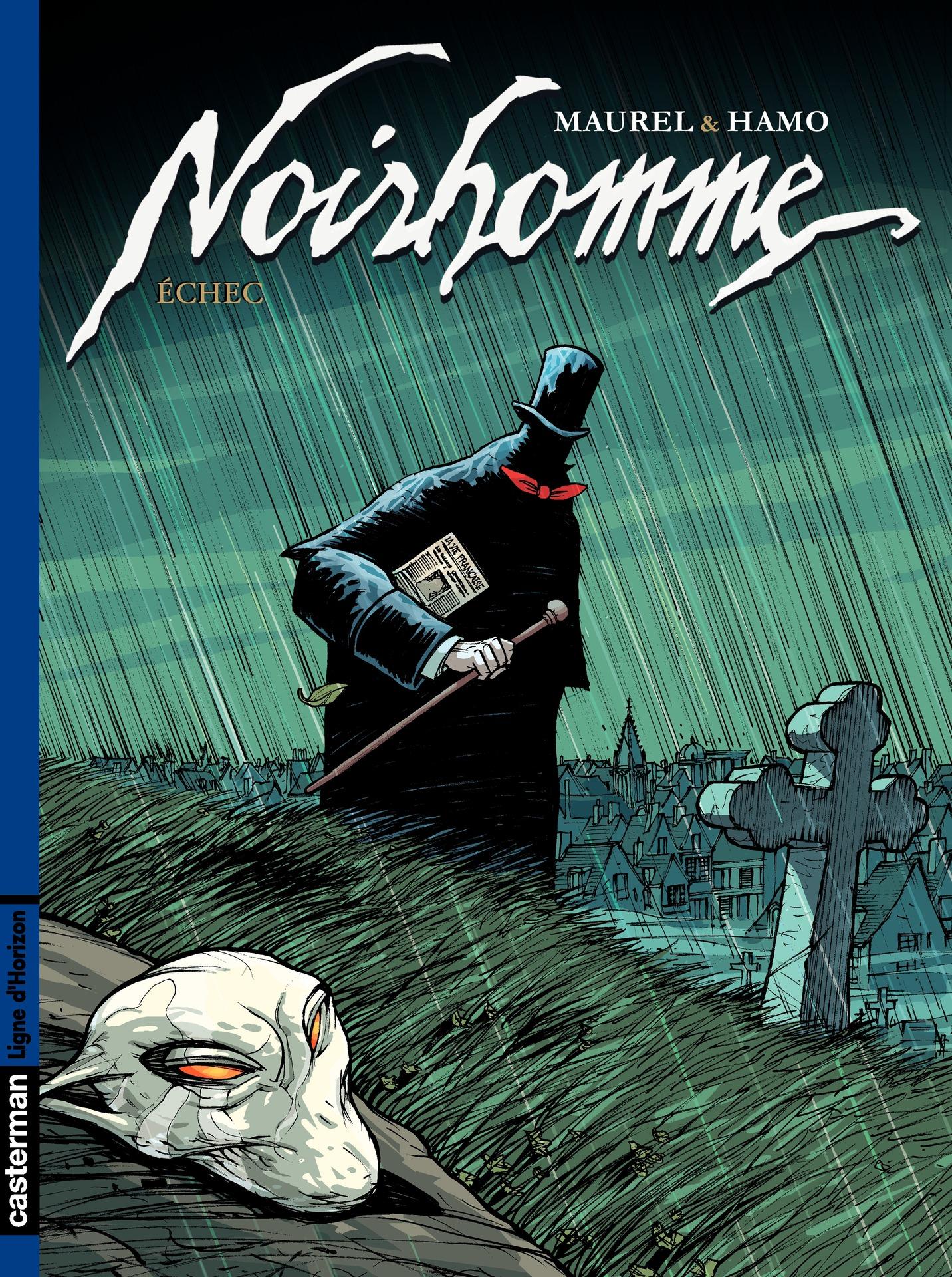 Noirhomme (Tome 3) - Échecs et mat