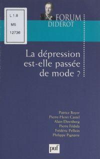 La dépression est-elle pass...