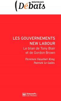 Les Gouvernements New Labour