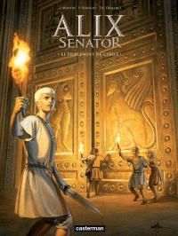 Alix Senator (Tome 5) - Le Hurlement de Cybèle | Mangin, Valérie. Auteur