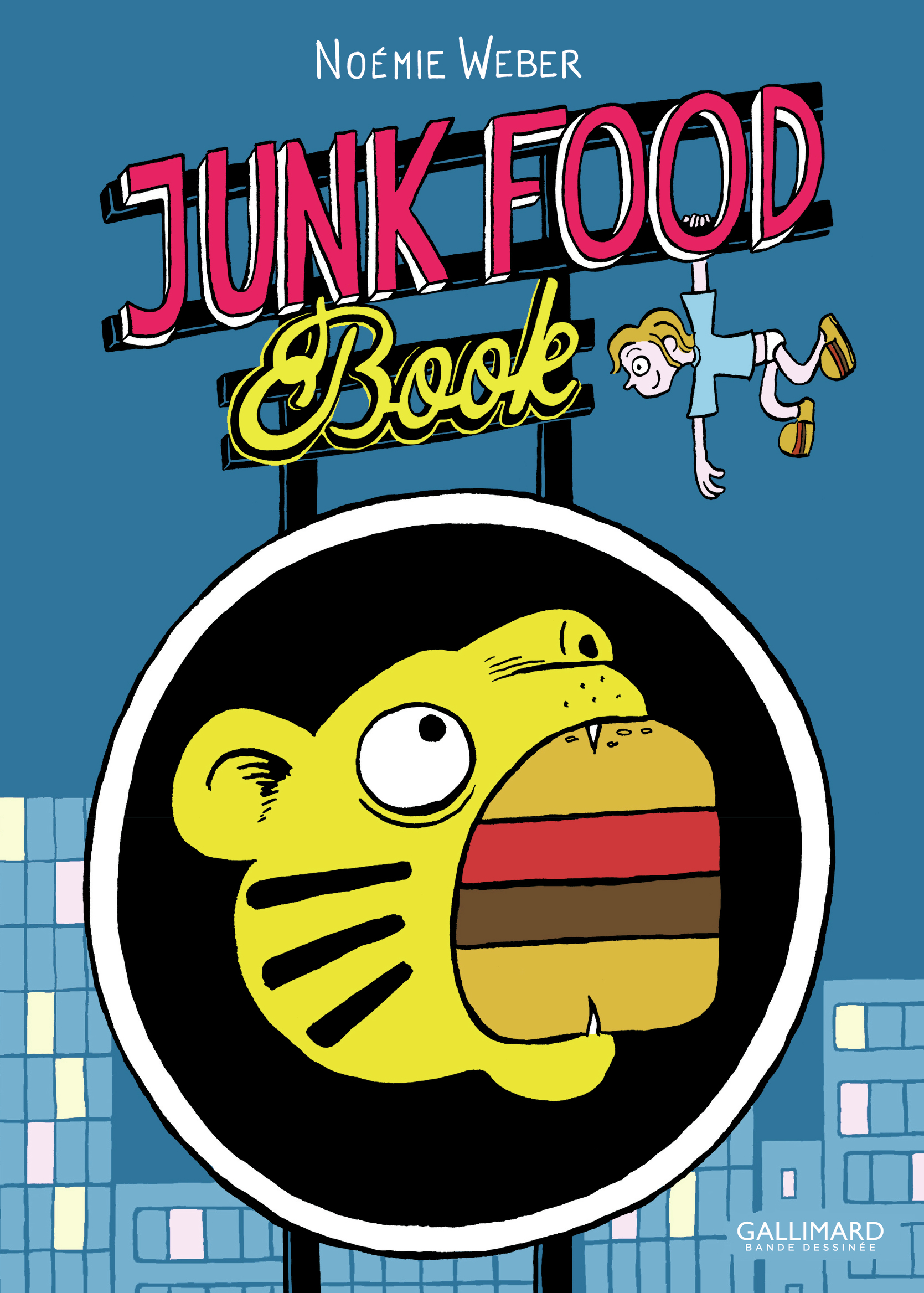 Junk Food Book | Weber, Noémie