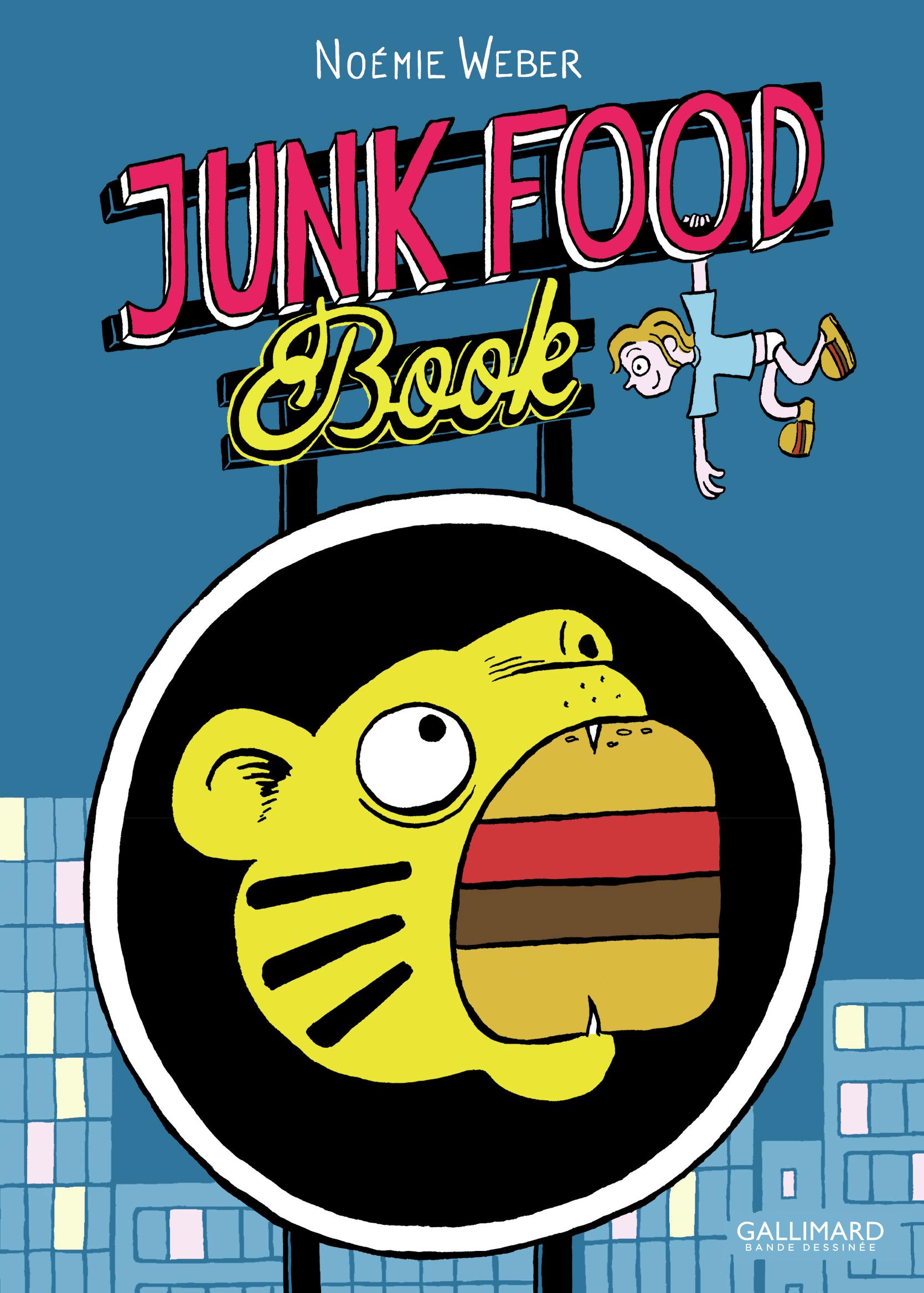 Junk Food Book | Weber, Noémie