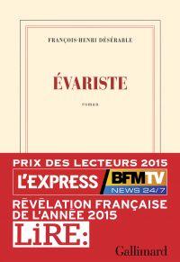 Évariste | Désérable, François-Henri. Auteur