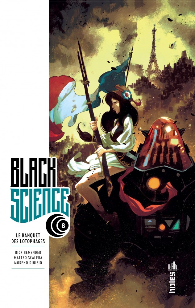 Black Science Tome 8