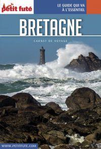 BRETAGNE 2017 Carnet Petit Futé | Auzias, Dominique. Auteur