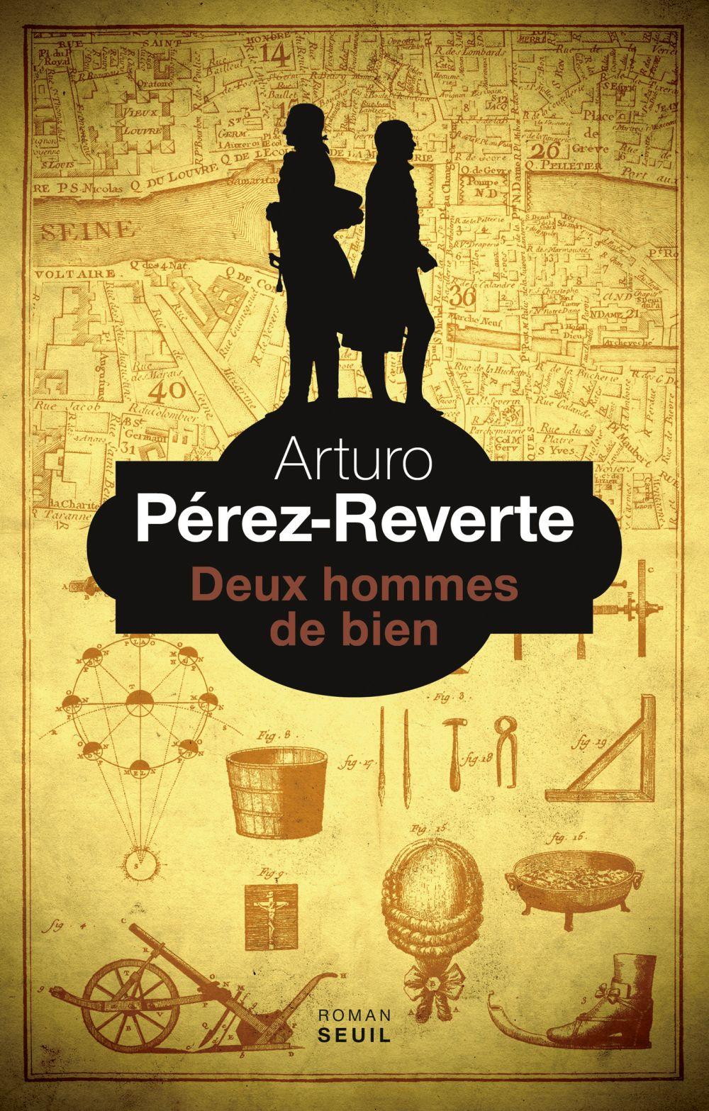 Deux hommes de bien | Arturo perez-reverte, . Auteur