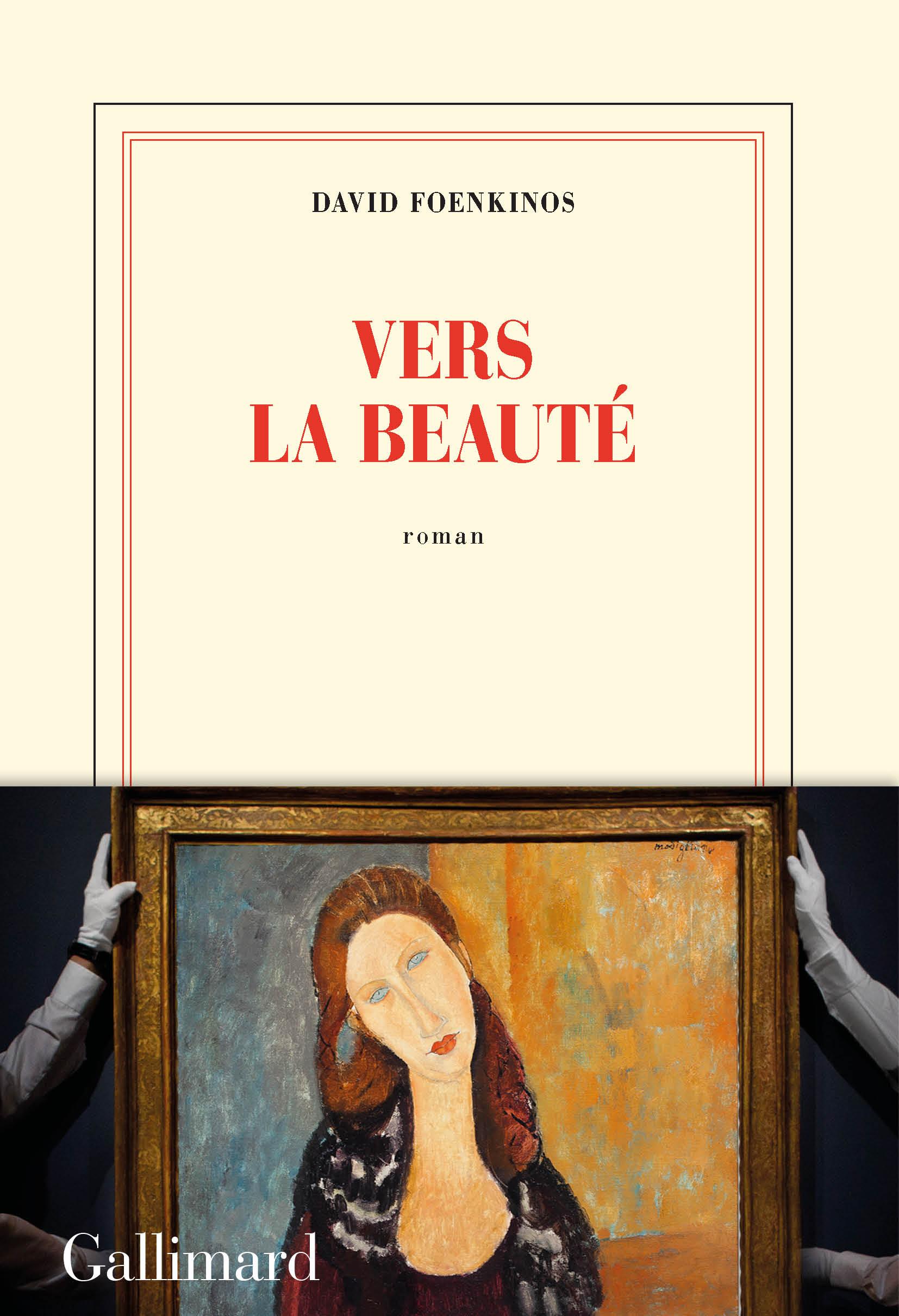 Vers la beauté | Foenkinos, David