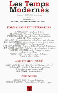 Image de couverture (Les Temps Modernes N° 676)