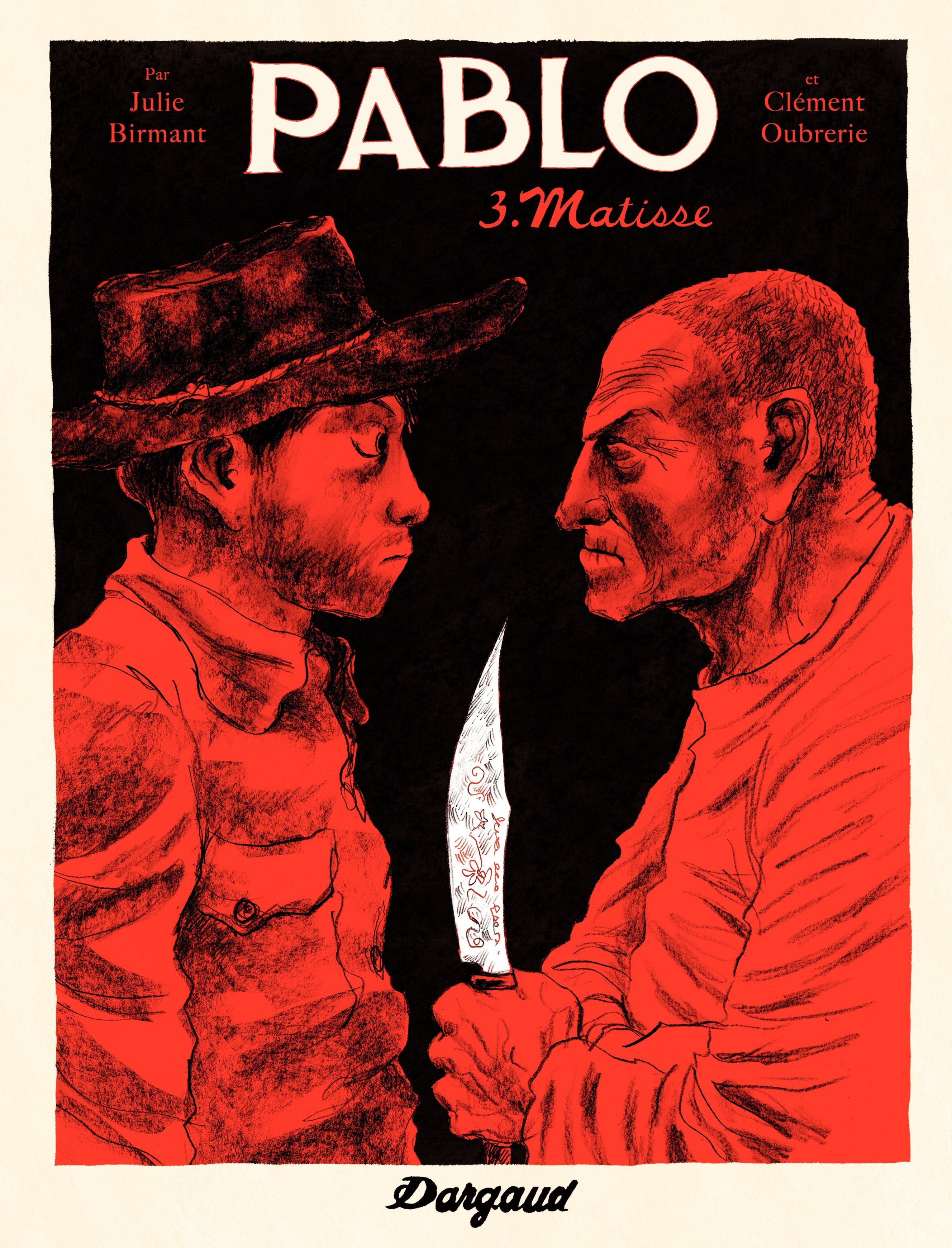 Pablo – tome 3 – Matisse