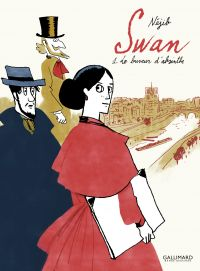 Swan (Tome 1) - Le buveur d'absinthe | Néjib (1976-....). Auteur