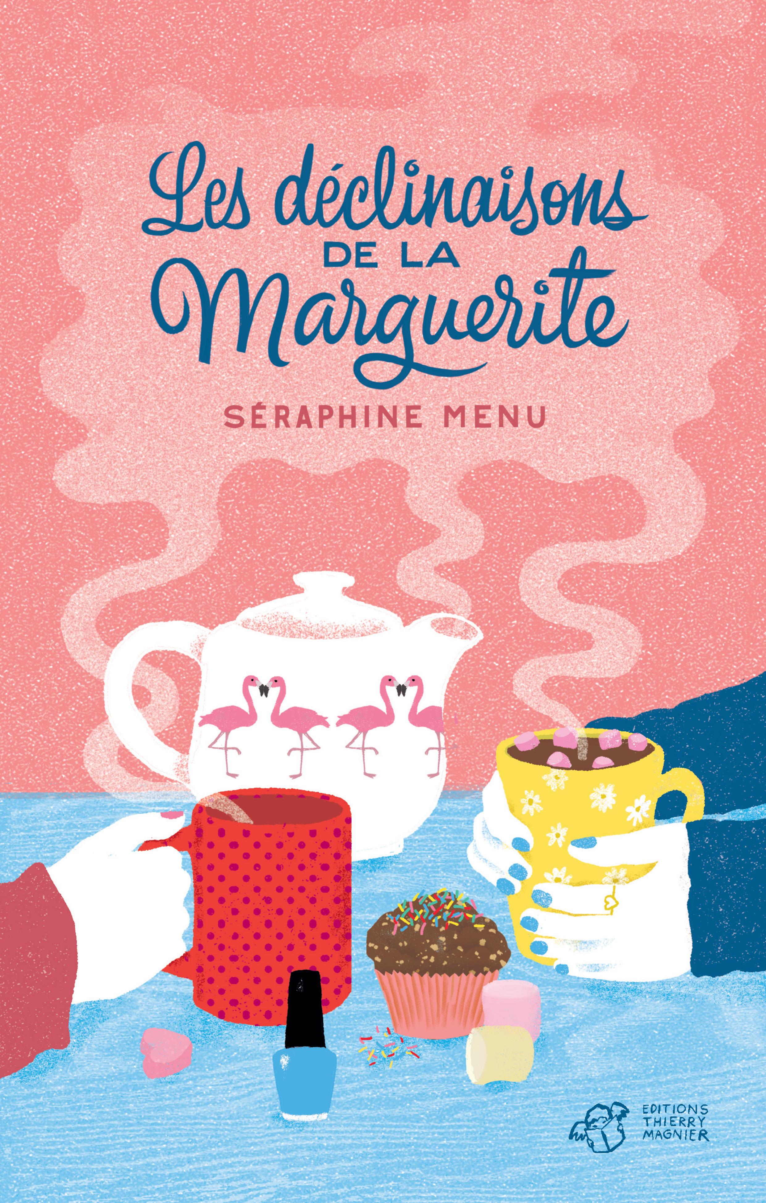 Les déclinaisons de la Marguerite | Menu, Séraphine