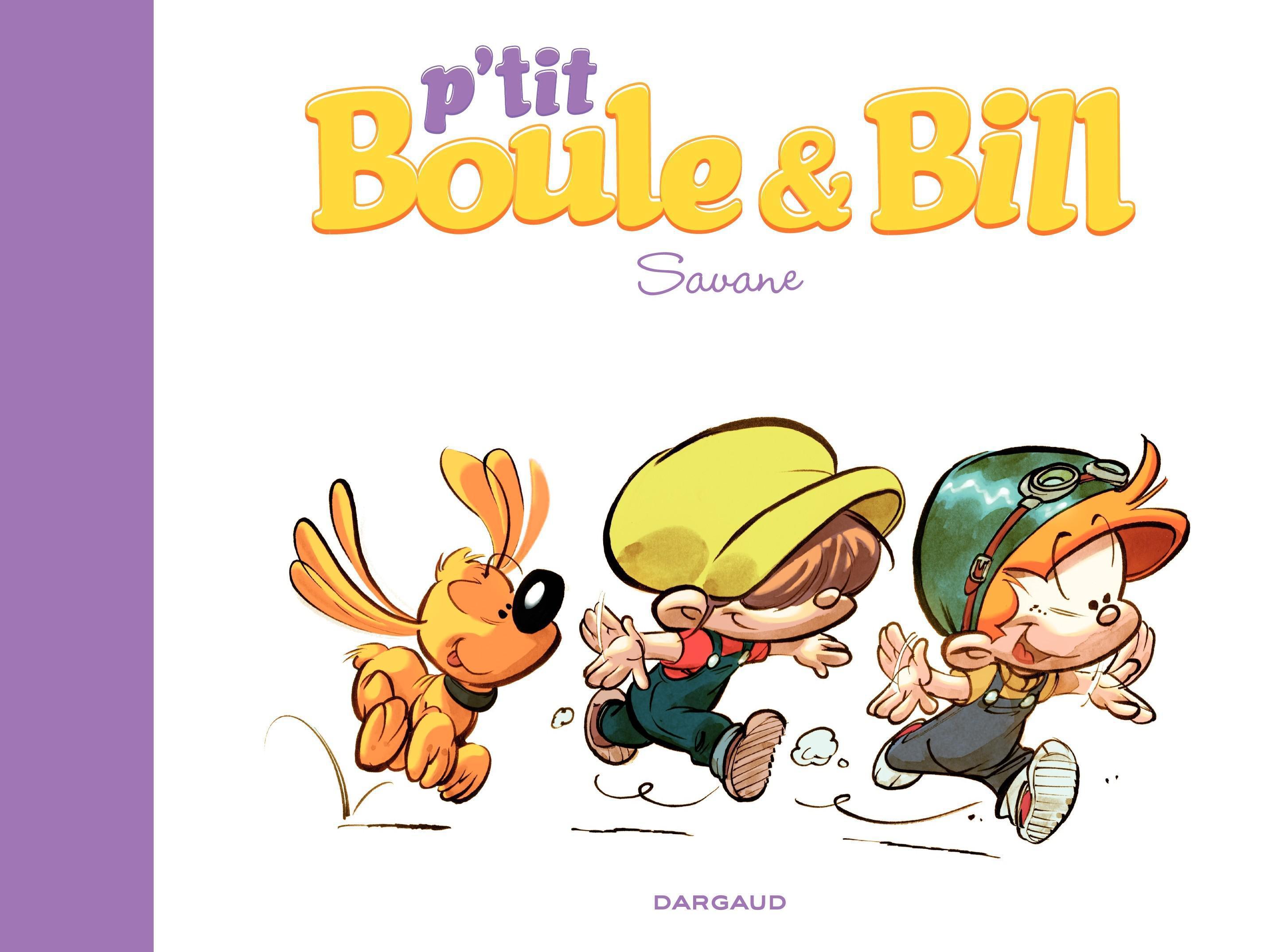 P'tit Boule & Bill - Cabanes