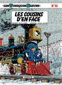 Les Tuniques bleues. Volume 23, Les cousins d'en face