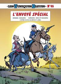 Les Tuniques Bleues - tome 65 - L'envoyé spécial | BeKa, . Auteur