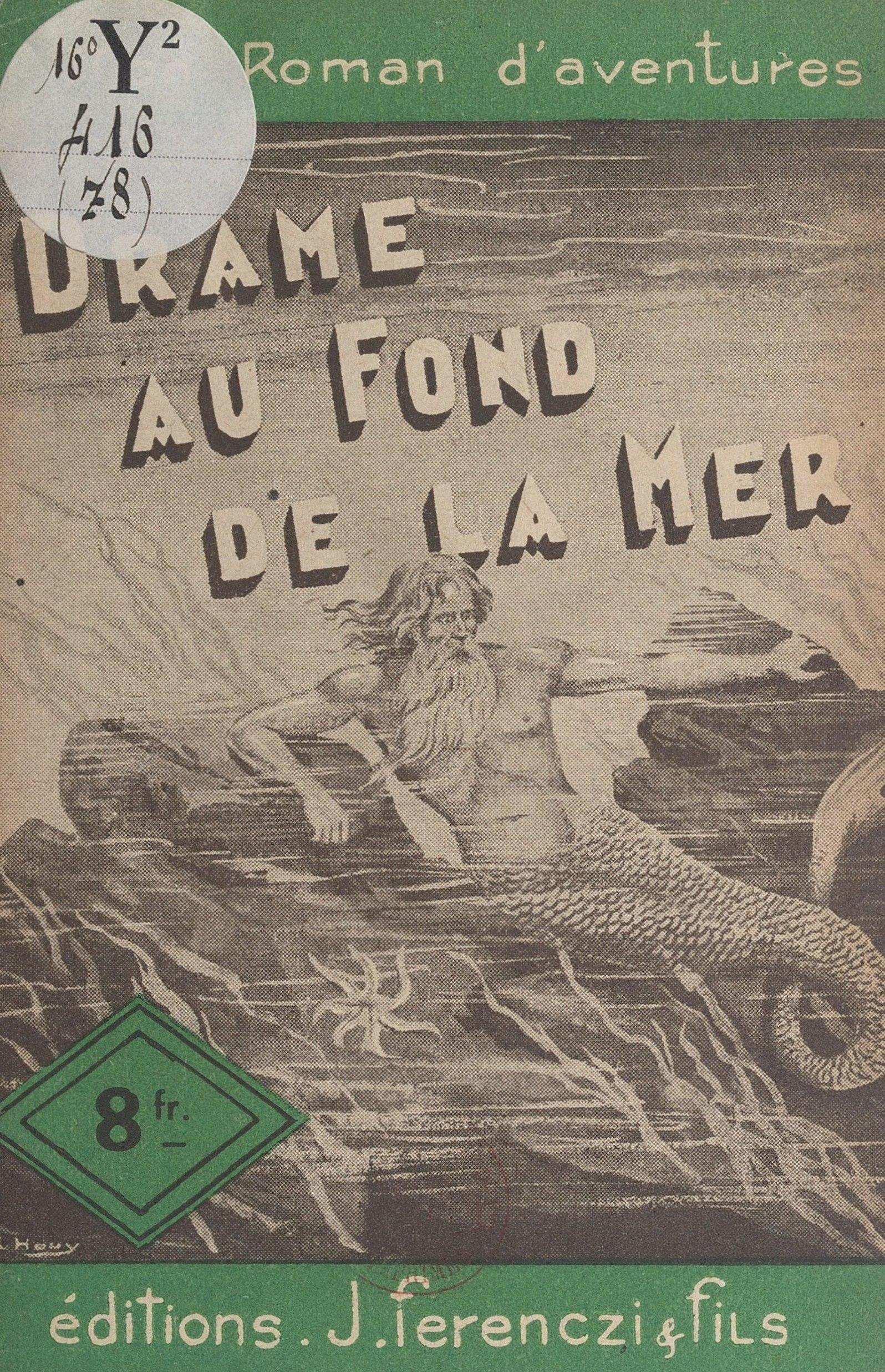 Drame au fond de la mer