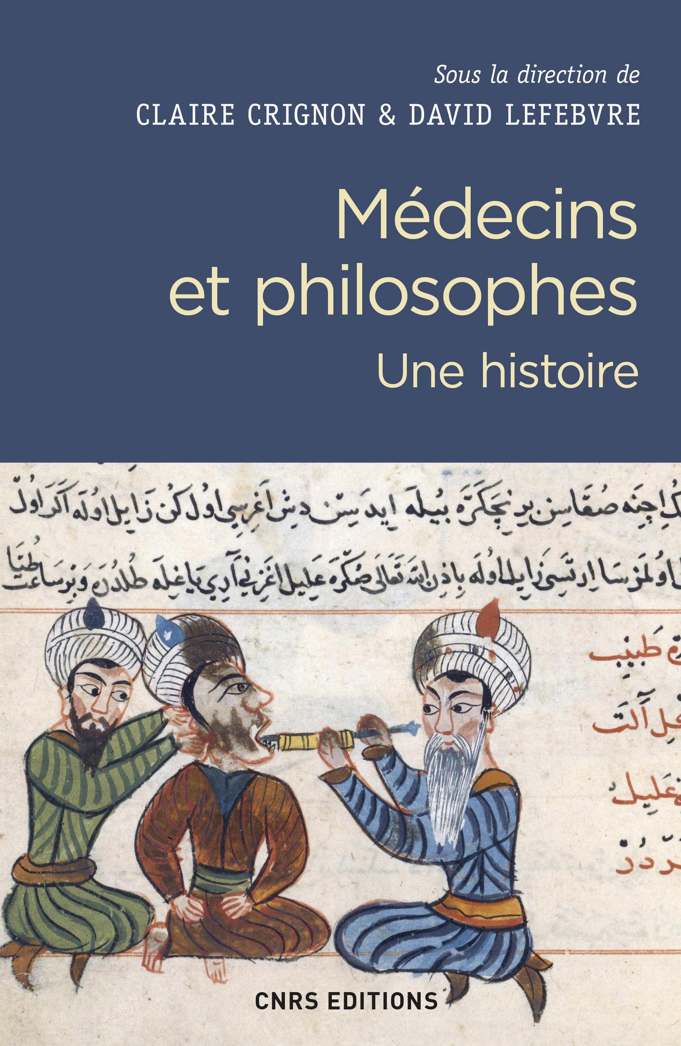 Médecins et philosophes. Un...