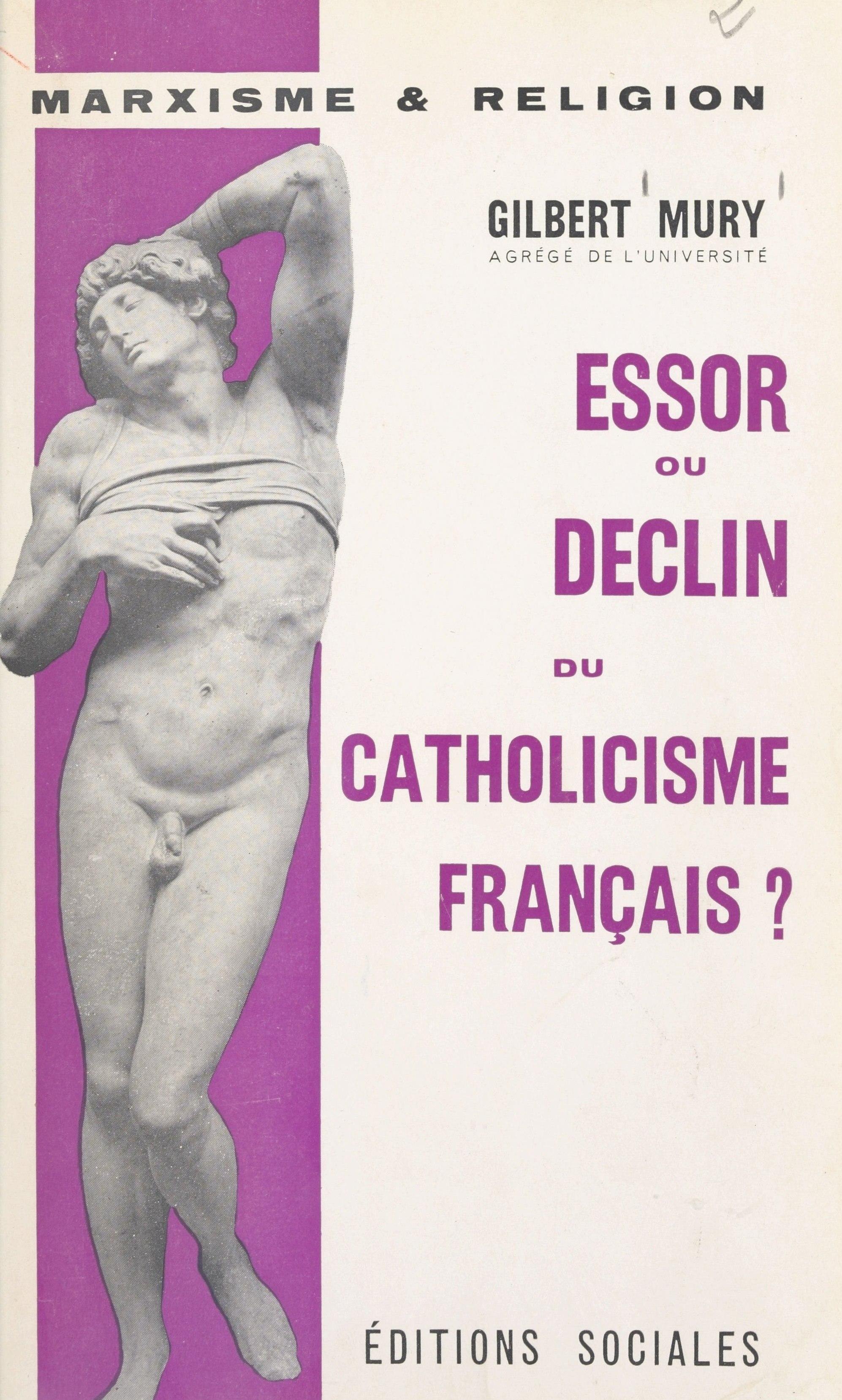 Essor ou déclin du catholic...