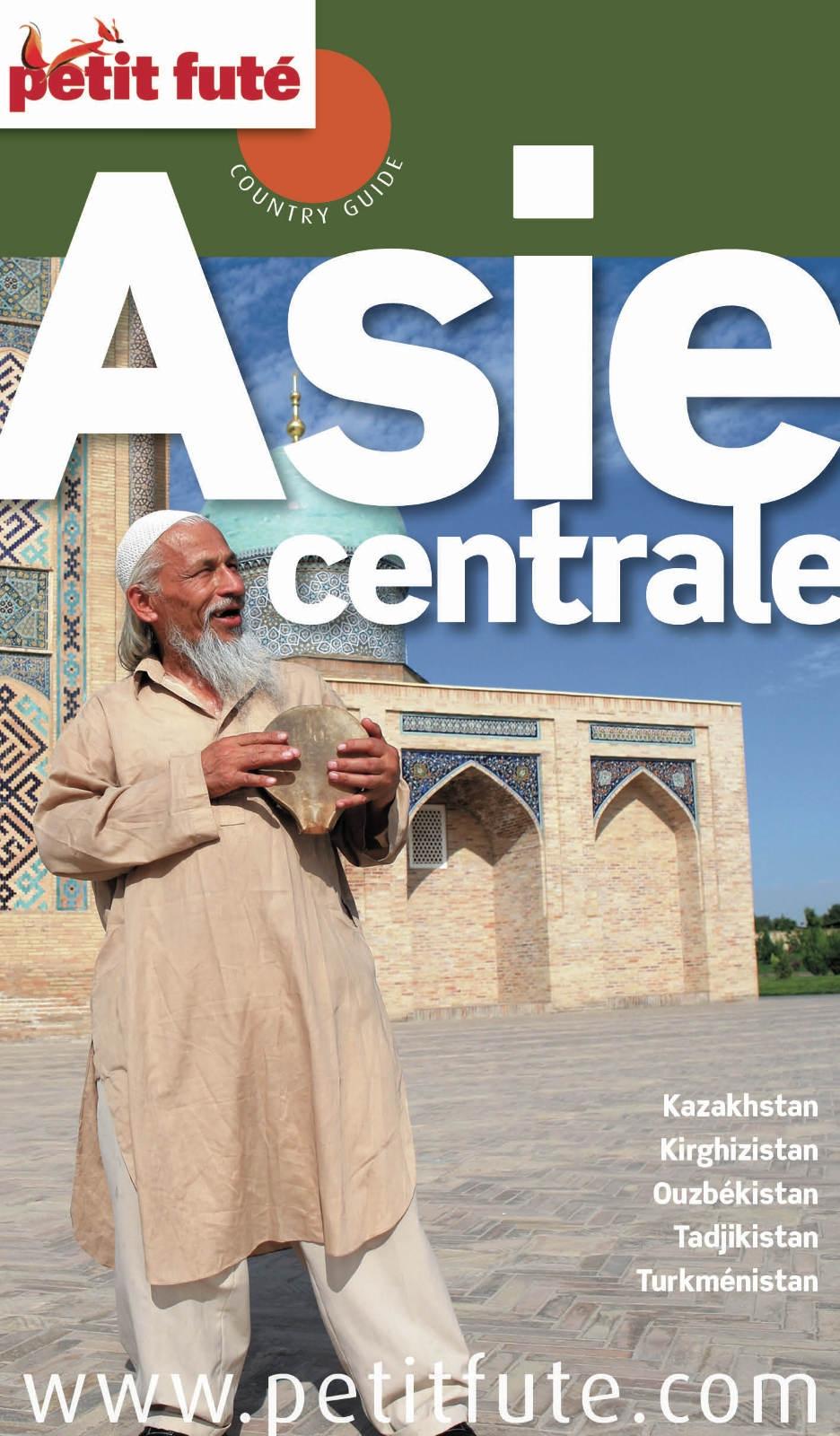 Asie centrale 2014 Petit Futé