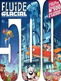 Magazine Fluide Glacial n°500
