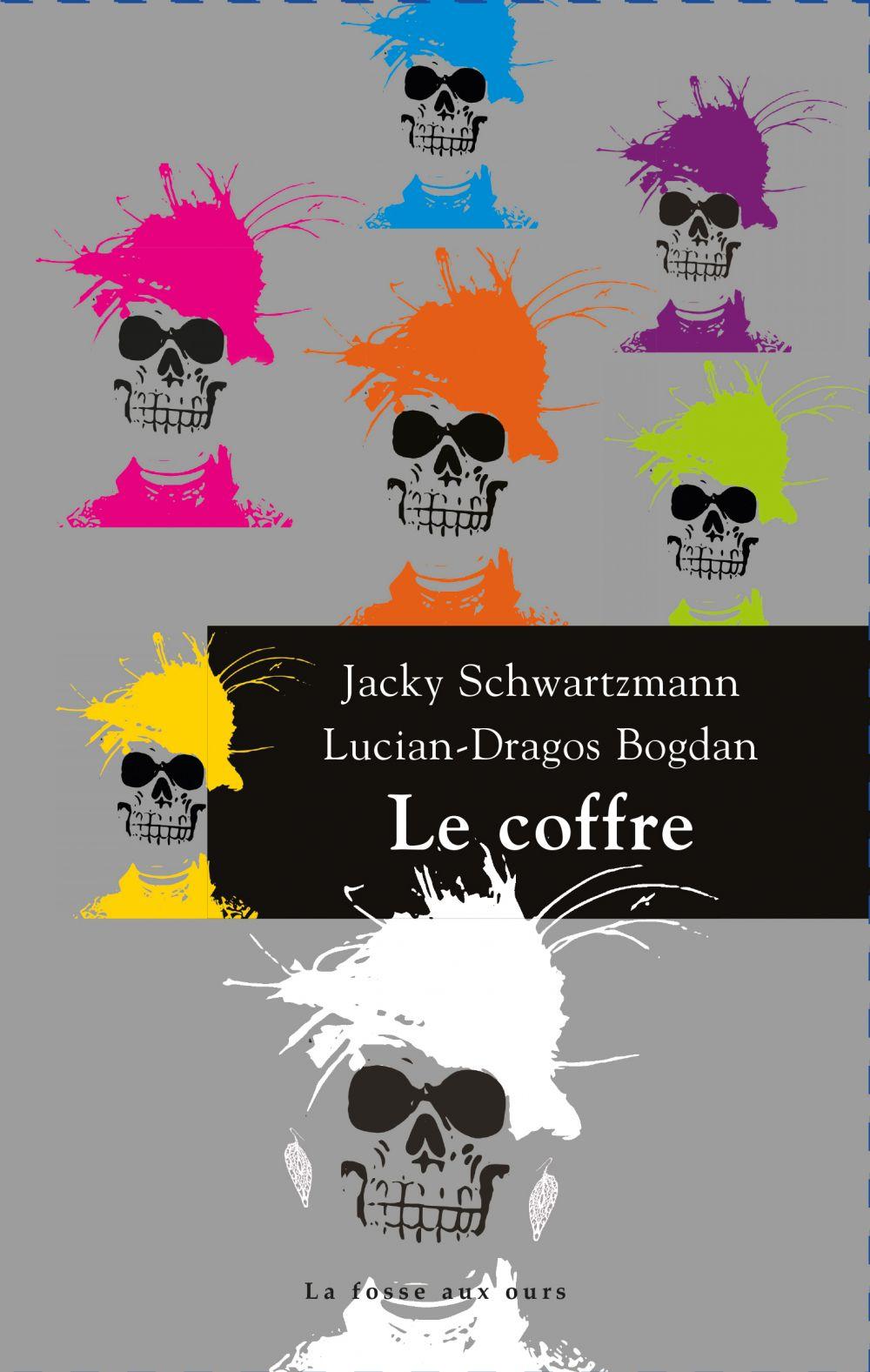 Le coffre | SCHWARTZMANN, Jacky. Auteur