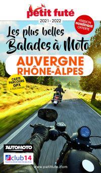 AUVERGNE-RHÔNE-ALPES À MOTO...