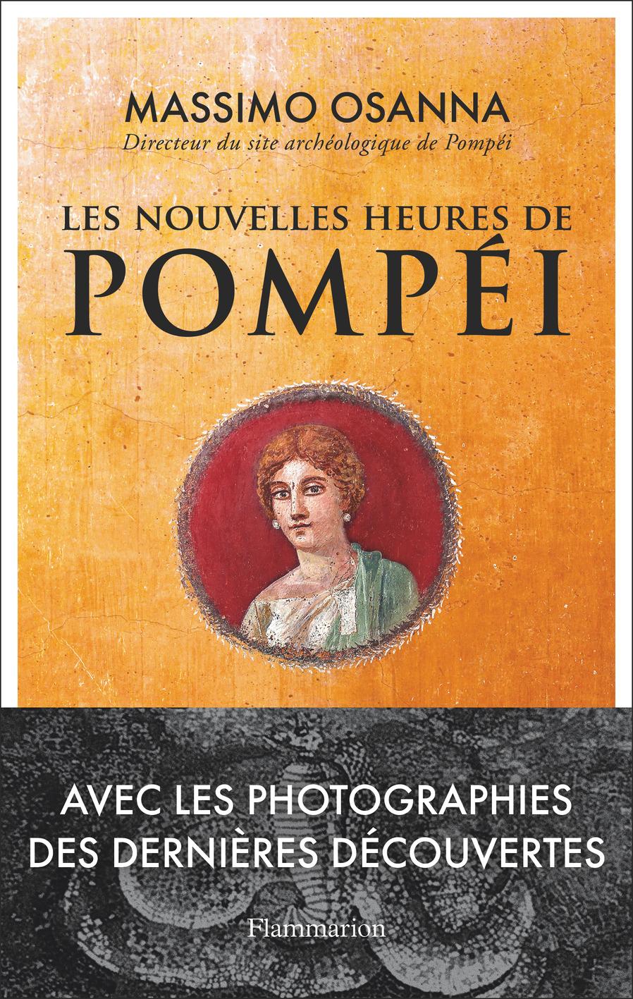 Les nouvelles heures de Pompéi | Osanna, Massimo. Auteur