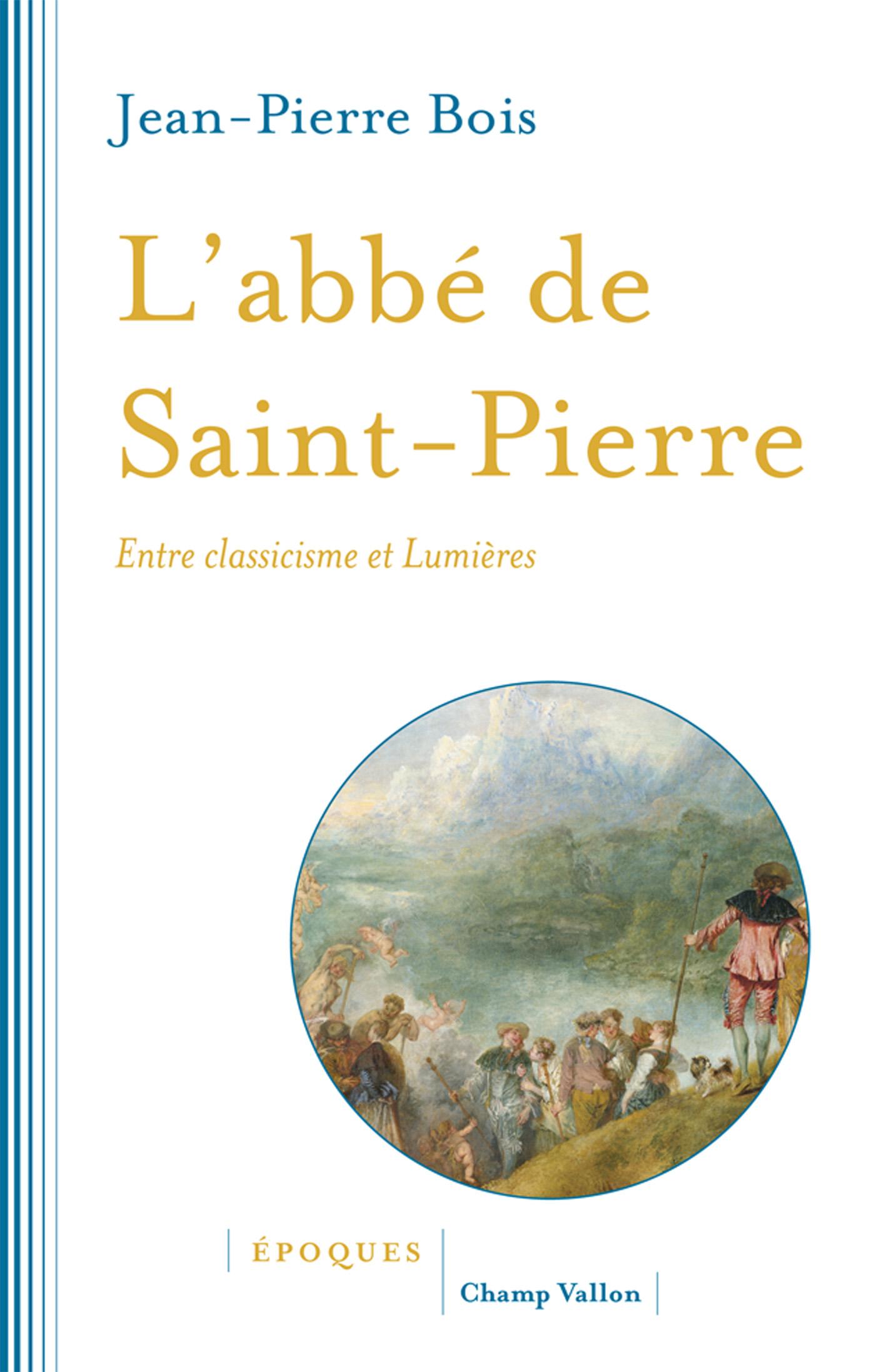 L'abbé de Saint-Pierre