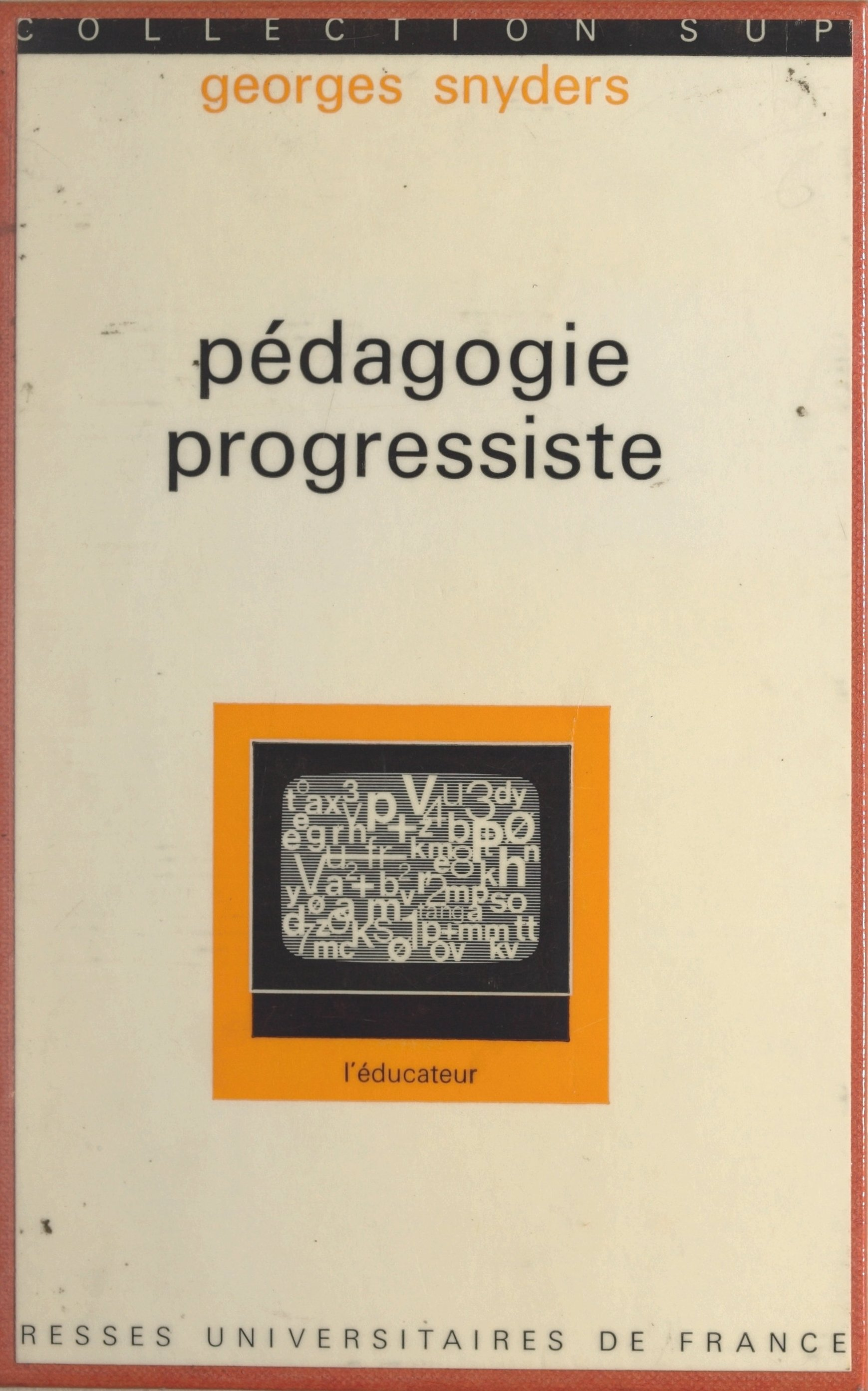 Pédagogie progressiste