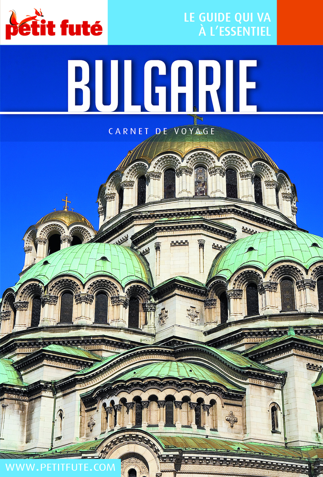 BULGARIE 2019 Carnet Petit Futé