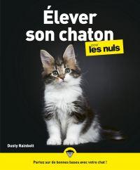 Image de couverture (Elever son chaton pour les Nuls)