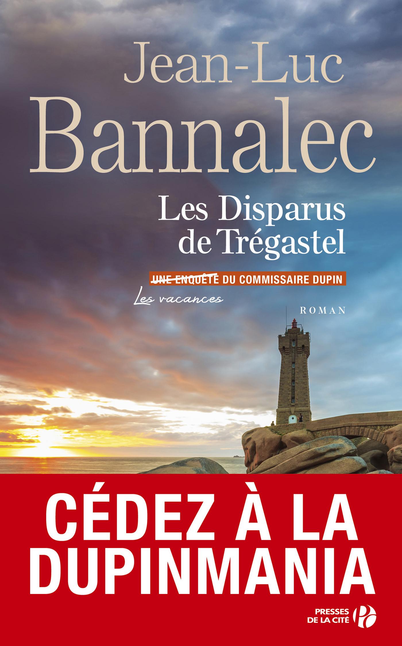 Les Disparus de Trégastel | BANNALEC, Jean-Luc