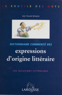 Dictionnaire commenté des e...