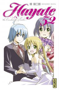 Hayate The combat butler - ...