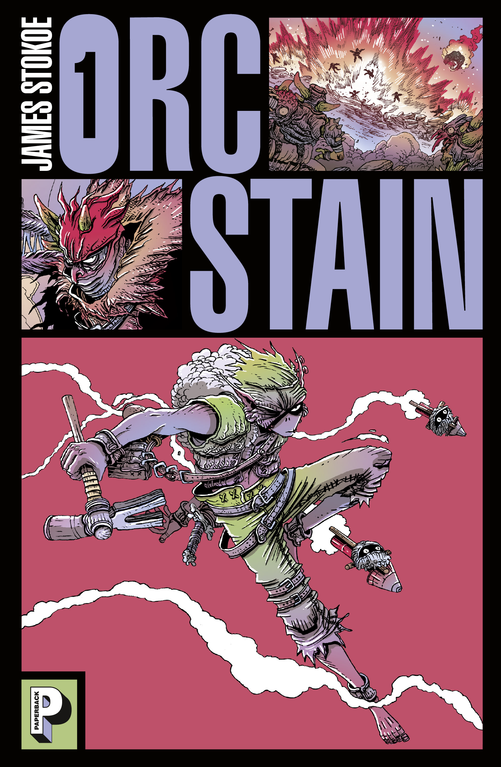 Orc Stain (Tome 1)  - Orc S...