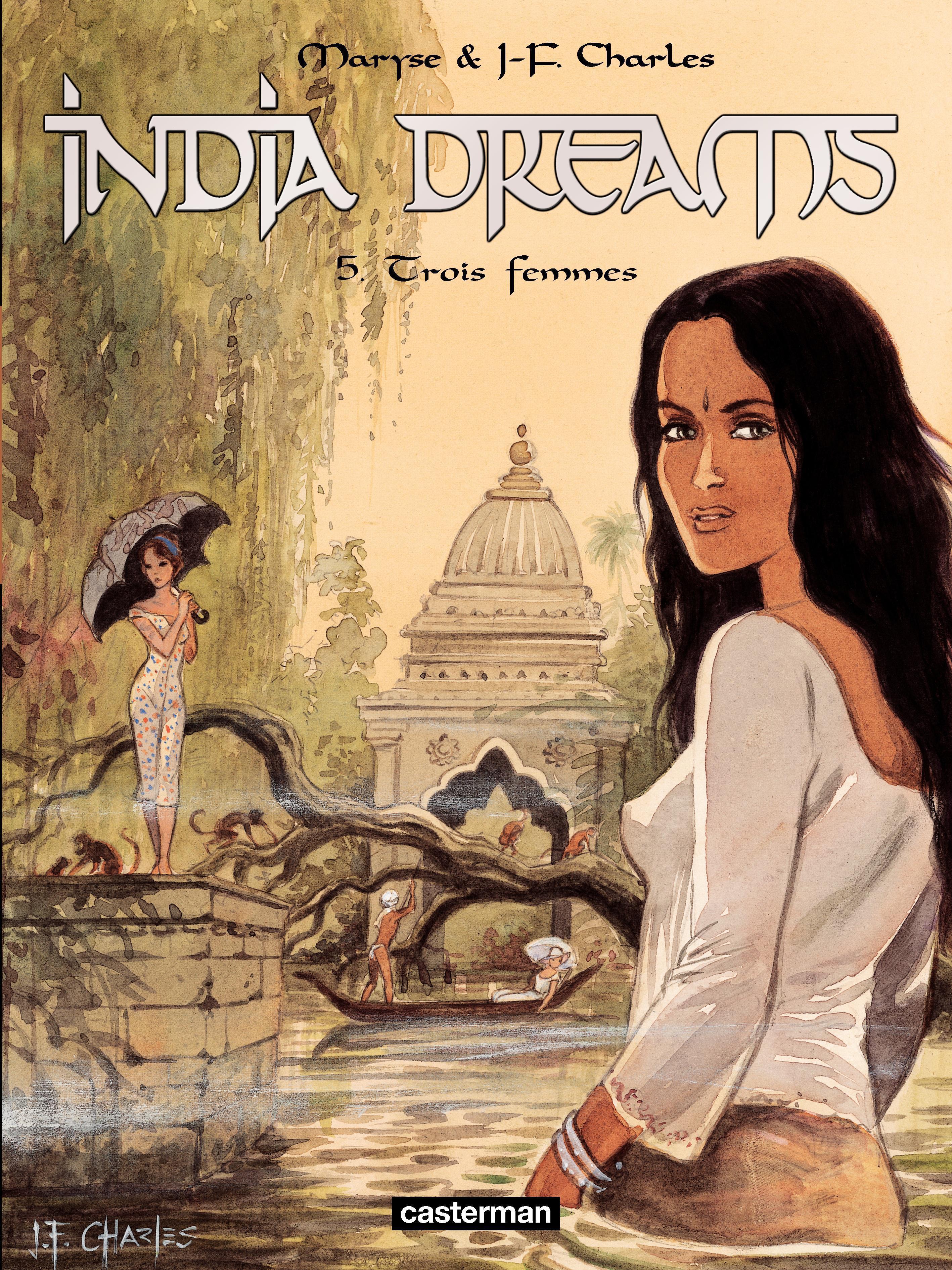India Dreams (Tome 5) - Trois femmes