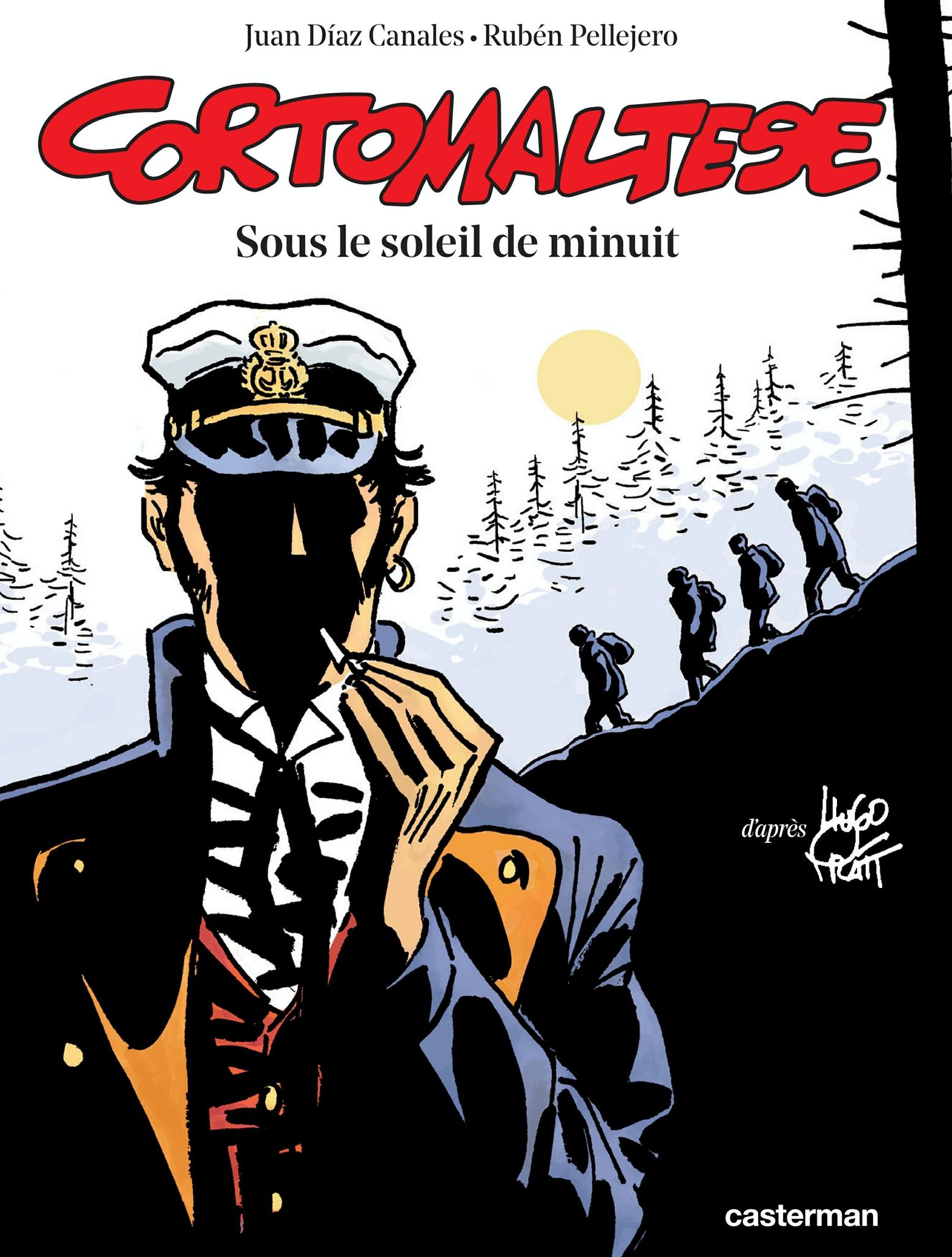 Corto Maltese (Tome 13) - Sous le soleil de minuit | Díaz Canales, Juan