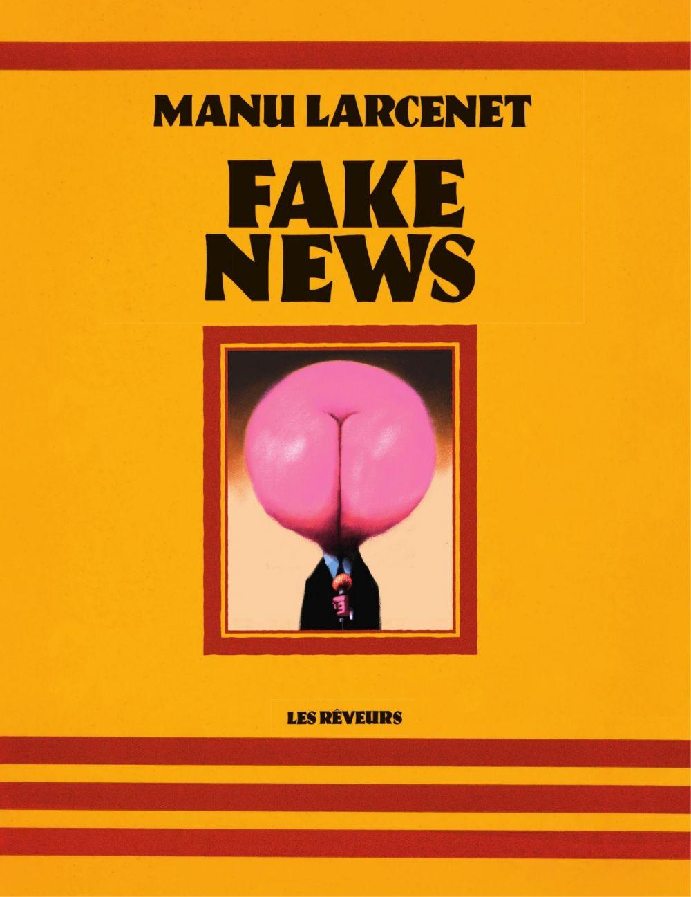 Vignette du livre Fake news