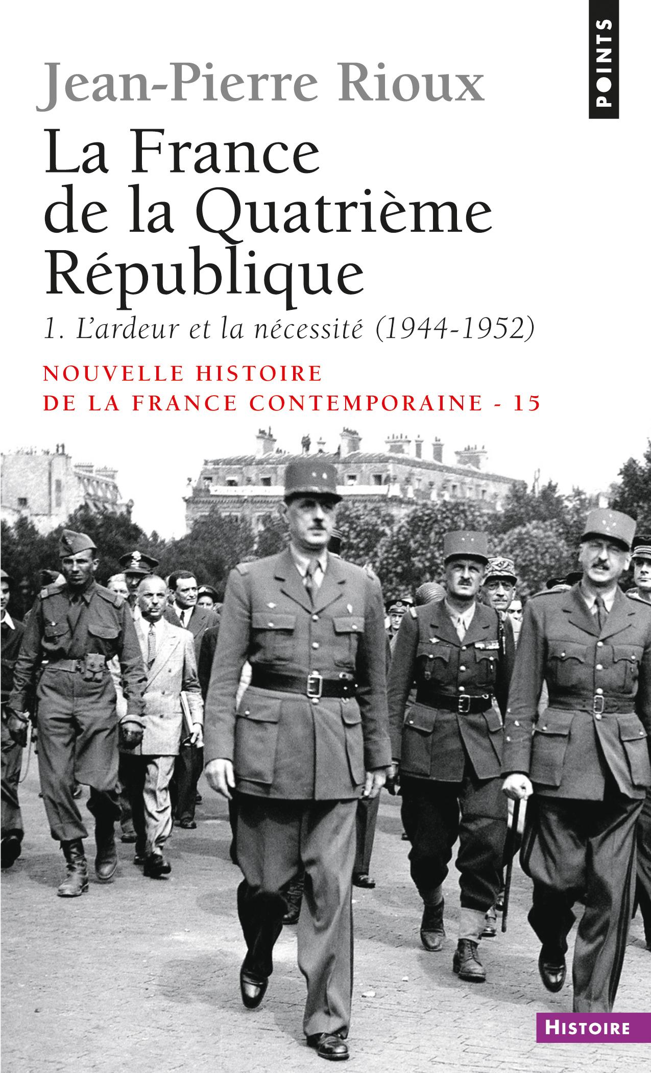 France de la Quatrième Répu...