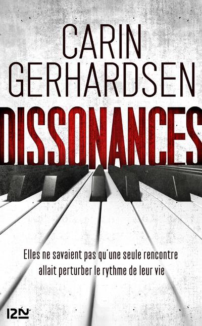 Dissonances   GERHARDSEN, Carin