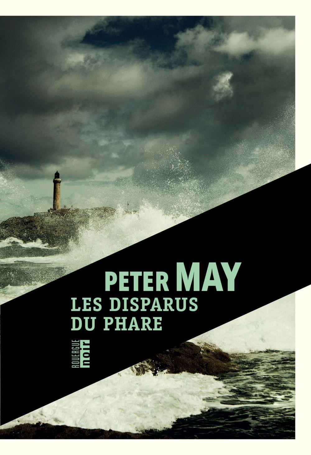 Les disparus du phare | May, Peter. Auteur