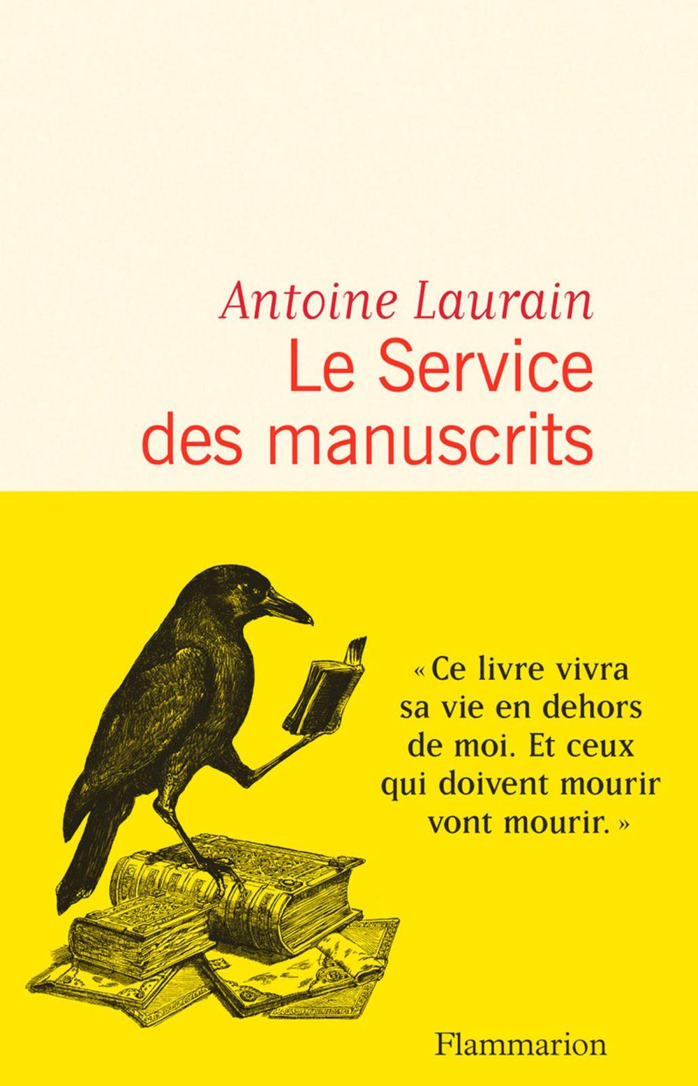 Le Service des manuscrits |