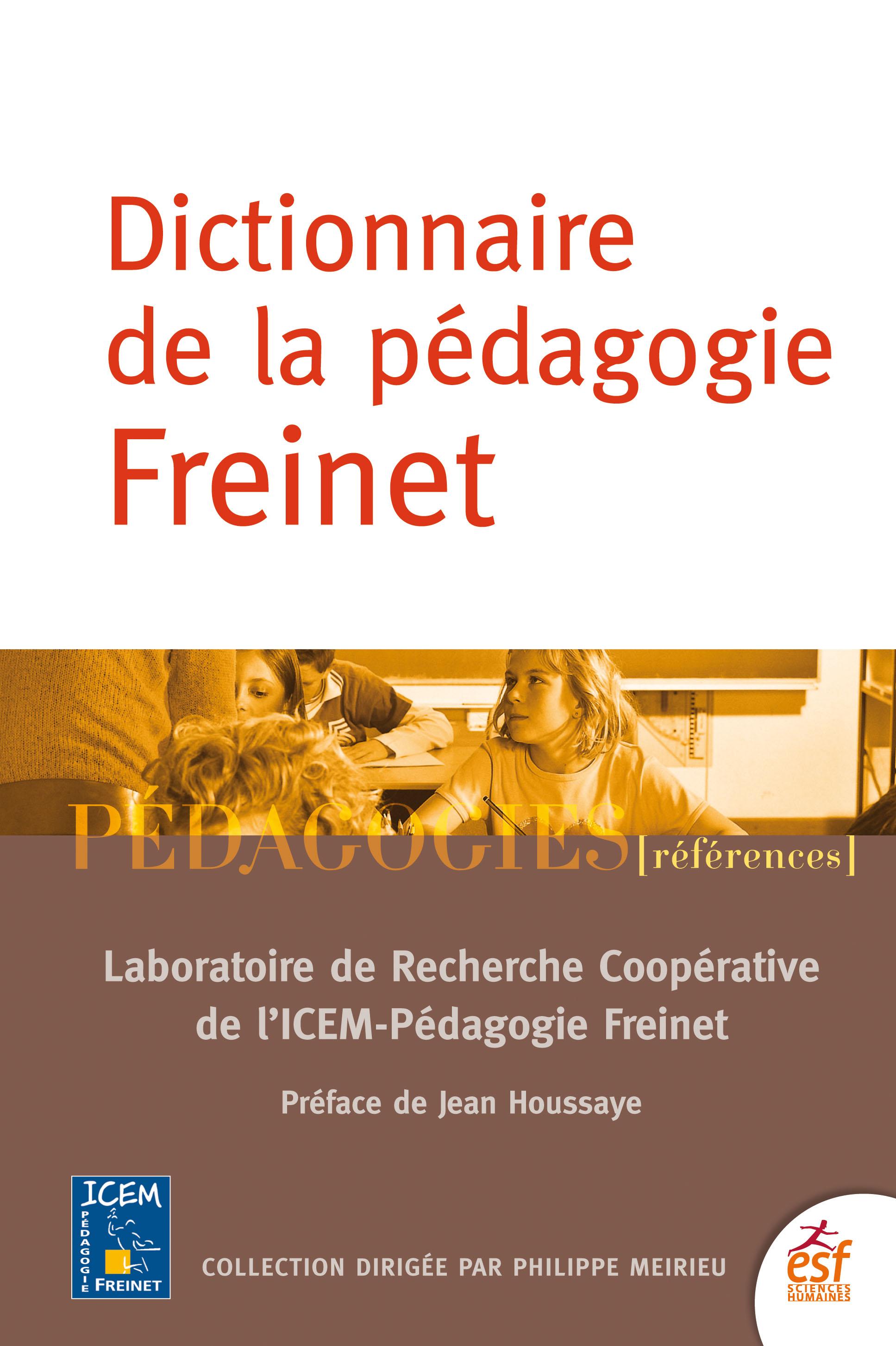 Dictionnaire de la pédagogie Freinet