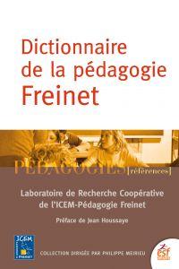 Dictionnaire de la pédagogi...