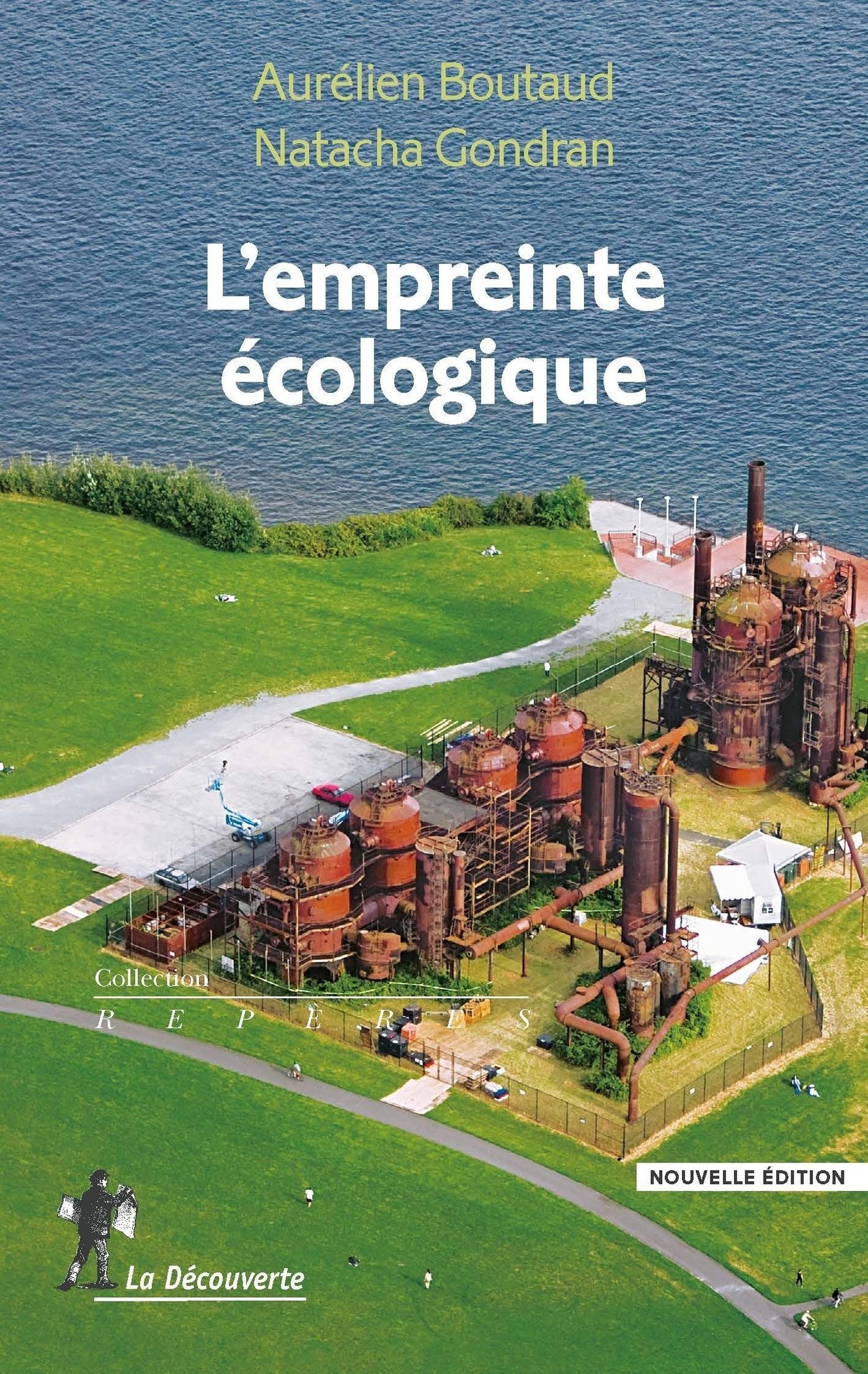 L'empreinte écologique | BOUTAUD, Aurélien